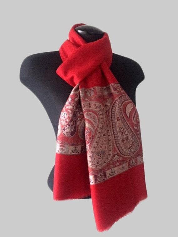 Black Pashmina Silk Shawl Scarf Wrap Handmade Fine Knit Valentine/'s Day Warm NEW