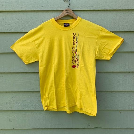 Harley brand large Worth Kansas City Mo made in USA vintage tshirt Anniversary 100 years tee shirt 100/% cotton graphic t shirt.