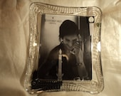 Waterford Crystal Superb Seahorse Frame.Holds 8 quot x 10 quot picture.
