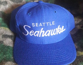 b94d2909c57 vintage seattle seahawks sports specialties eazy e nwa snapback hat