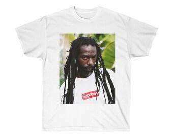 24d140ccaf52 Buju Banton Supreme T Shirt Unisex Ultra Cotton Tee