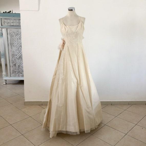 Stella Tayler Wedding dress, Romantic Wedding dres