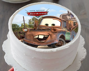 Marvelous Mater Cake Topper Etsy Funny Birthday Cards Online Alyptdamsfinfo