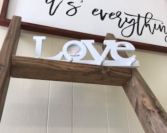 Love photo hooks, picture coat hanger, ready to ship