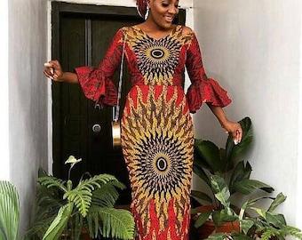 a52f761de06 African dress