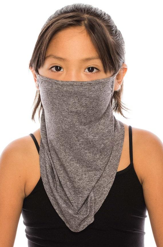 MultiUse Face Elastic Bandana Fashion Cover Soft Covering Scarf Neck Gaiter