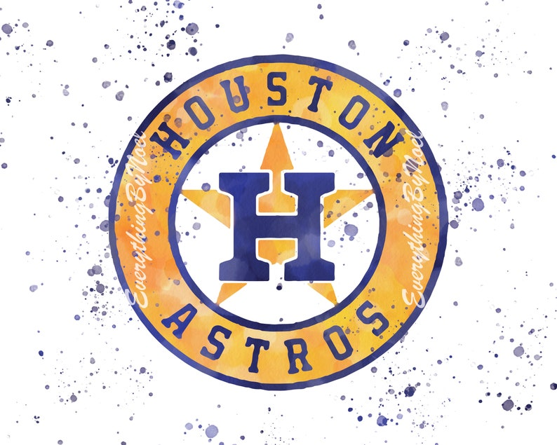 photo regarding Houston Astros Printable Schedule referred to as Houston Astros Printable Wall Artwork, Houston Baseball