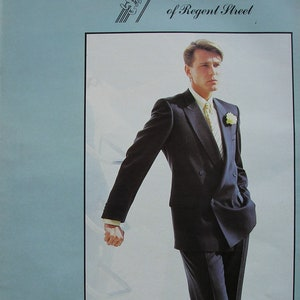 1983 Austin Reed Of Regent St Magazine Advert Etsy
