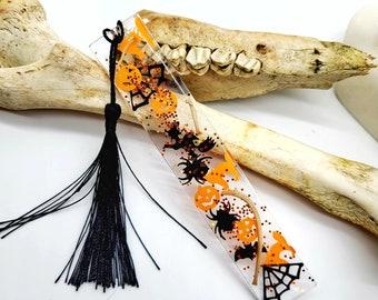 Halloween Bone Bookmark