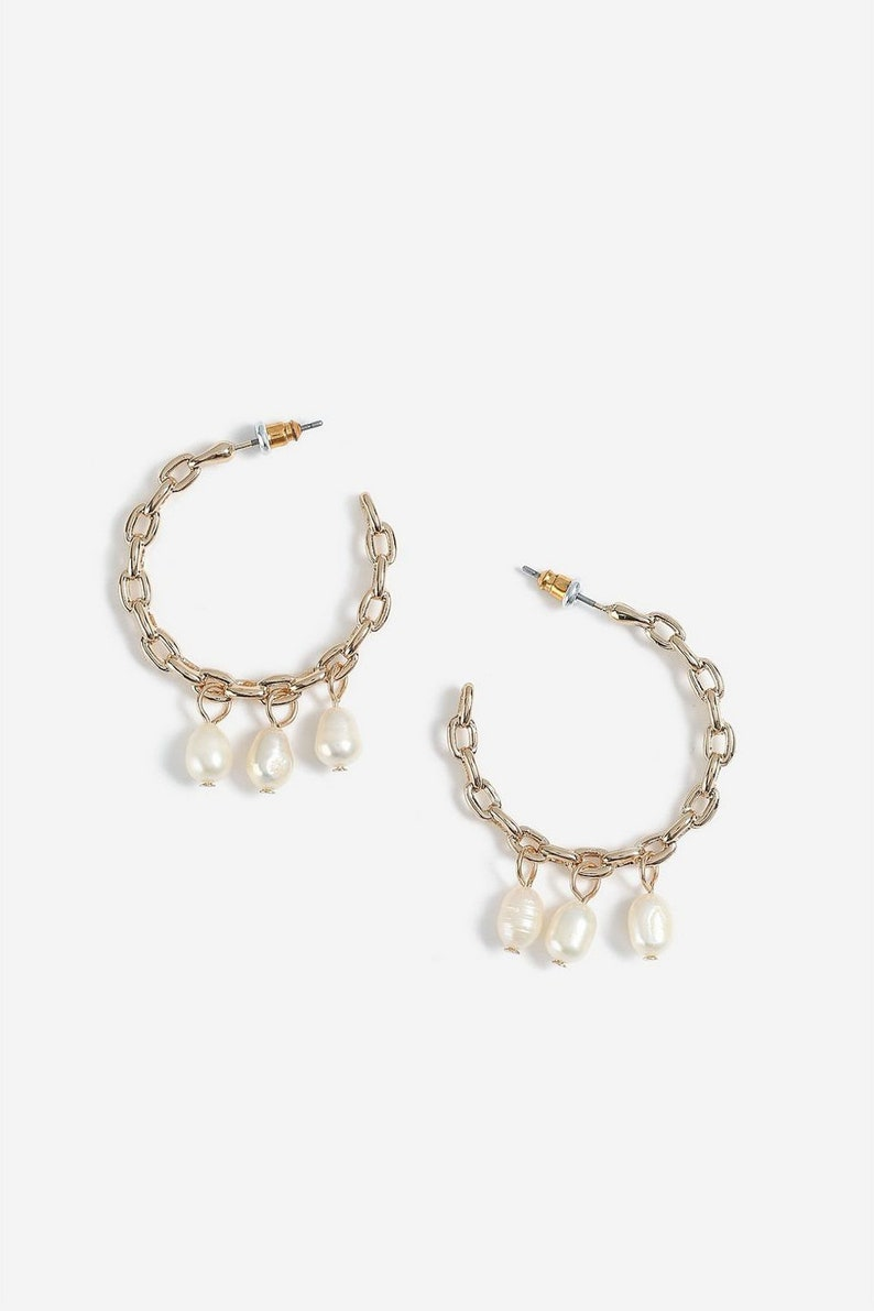 """14k Yellow or White Gold 21mm 0.8/"""" Round Hoop Earrings Polished 1.2mm Tube Hoops"""