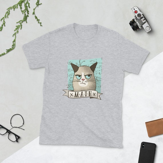 Math Shirt Teacher Shirts I Love Math And Cats T-Shirt Math Teacher Gift Math Teacher Shirt Math Teacher Teacher Shirt