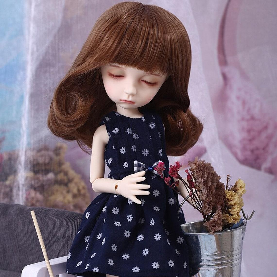 Imda2.6 Amellia 1/6 BJD SD Doll Body Girls Boys Resin