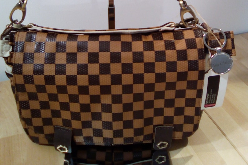 Hobo Checkerboard pig leather image 0