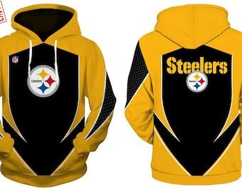 save off 065ca ec819 Steelers hoodie   Etsy