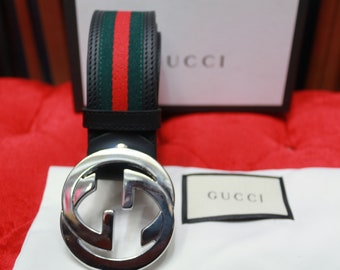 a05534122 Gucci belt classic with real leather, gucci belt double G , The pride of  the leather industry from Gucci. LIMITED QUANTITY, 20%OFF