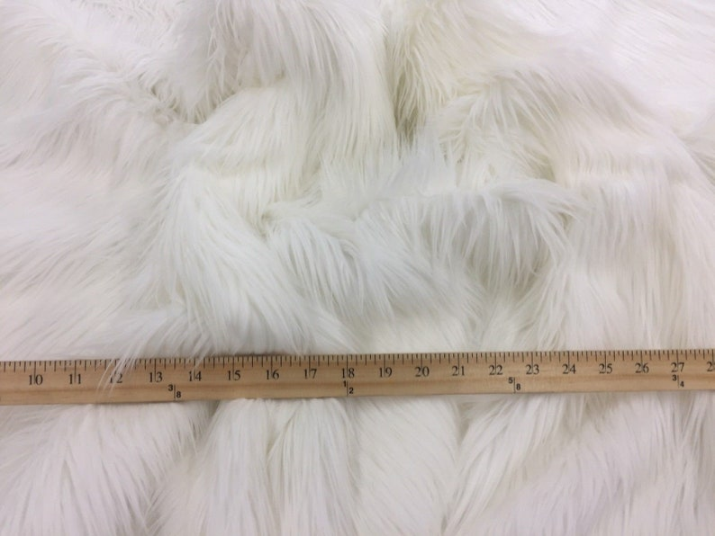 Throw Blankets Blankets Bed Spreads Faux Fur Fabric Mongolian Design White Sold By Yard Fur Coats Fur Clothing