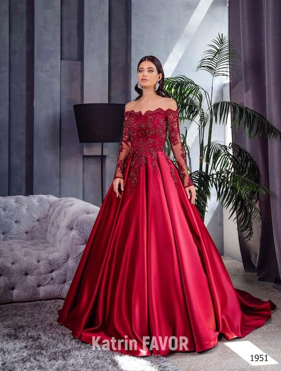Rotes Kleid Hochzeit - Die Story Hinter Dem Roten Kleid In