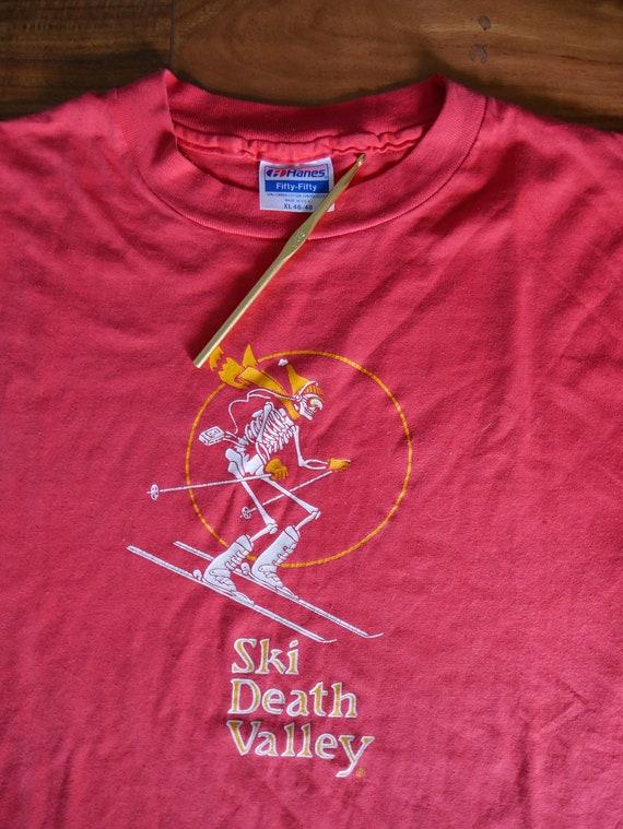 Ski Death Valley T