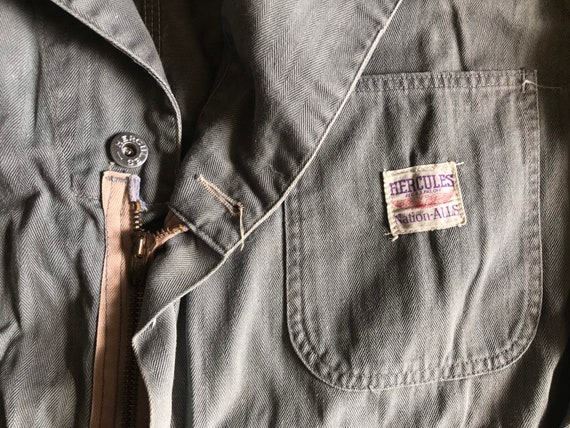 1950s Hercules Nation-ALLS Coveralls