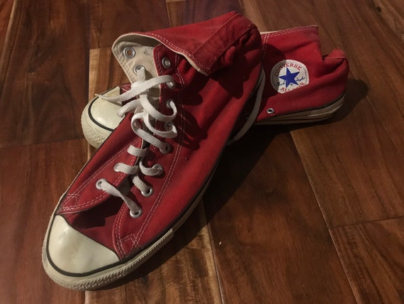 USA Converse Chuck Taylor, Made in the USA