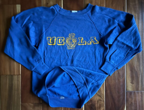 60s UCLA Crew Neck Sweatshirt
