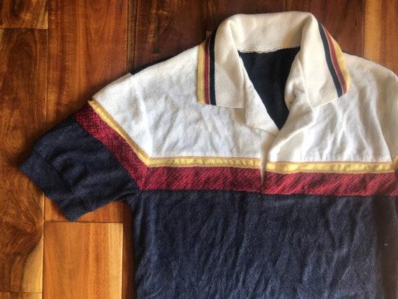Kennington Terry Cloth Polo