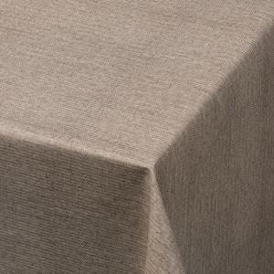Plain Khaki Green Shiny Textured Linen Feel PVC Plastic Oil Vinyl Table cloth