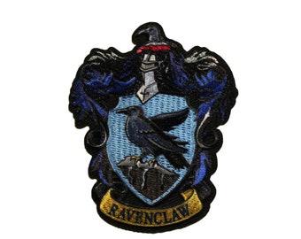 Embroidered Patch: Hogwarts Crest Back Patch Harry Potter Hogwarts Emblem