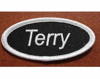1 Stretch Sweat Black or White Headband Embroidered Terry Name Sweatband Custom Monogrammed Team Clubs Wedding Party Bride Groom Sale today