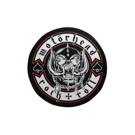 Motorhead Back Patch Biker