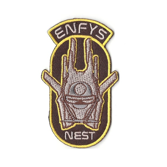 121-J Star Wars Specialized Stormtrooper Embroidered Iron On Patch