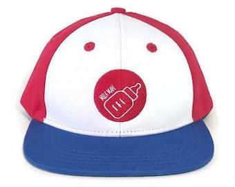 Infant Toddler Kids Youth Baby Snapback Hat   Flat Brim   Snapback   Throwback   Montreal