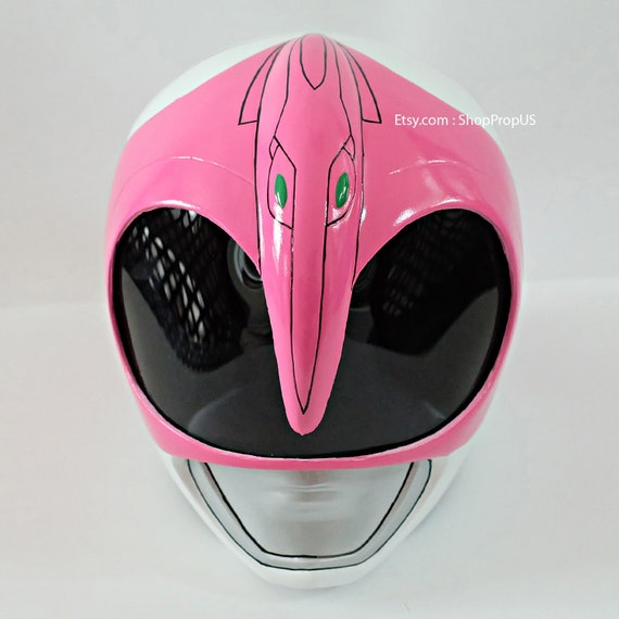 Propshopus Pink Power Ranger Custom Costume Movie Prop Etsy