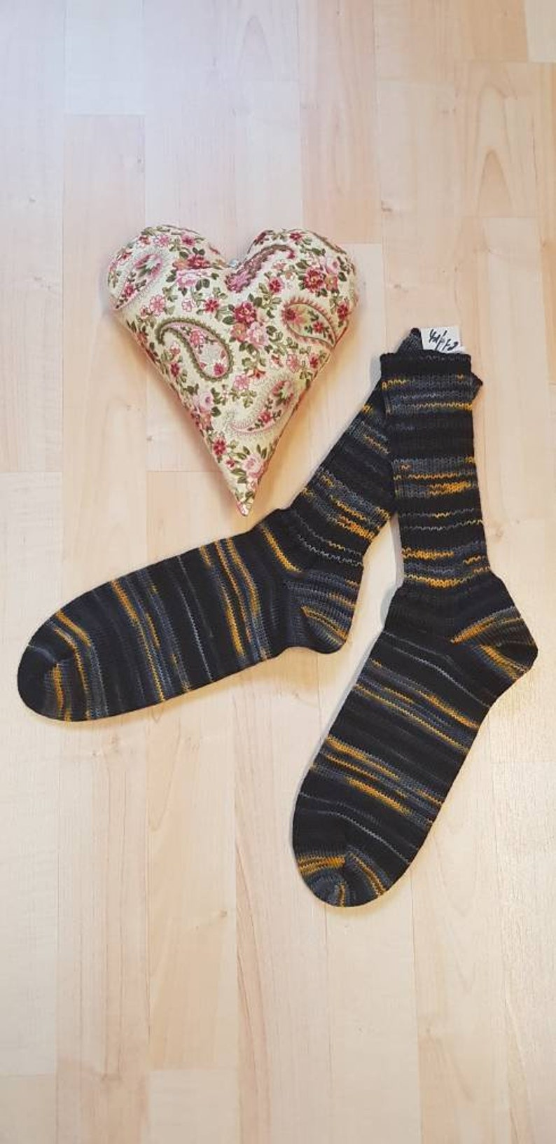 Knitted socks size 41  42