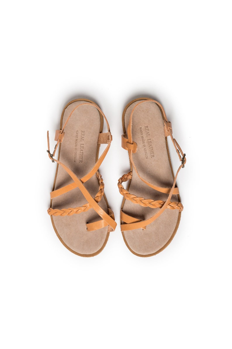 Summer Shoes Gift for Her Handmade Leather Sandals Women Sandals Soft Insole 100/% Genuine Leather Greek Sandals Barefoot Sandals