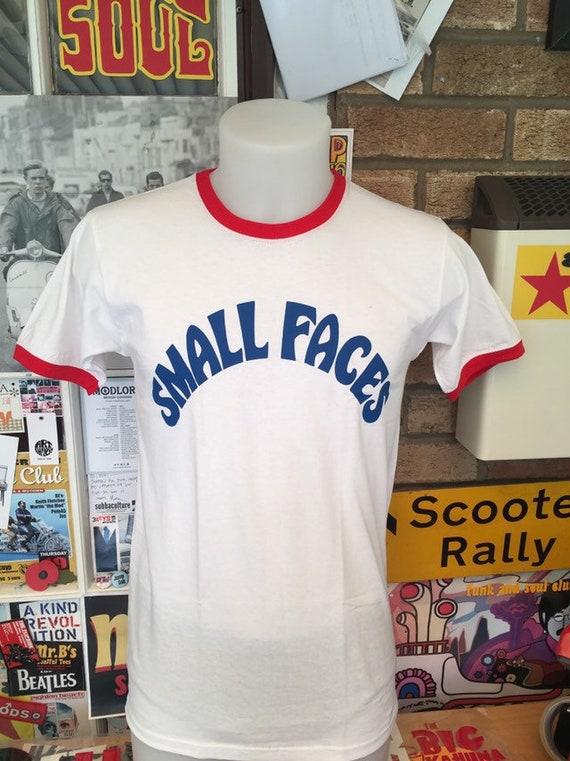 Ronnie Lane The Small Faces T-shirt Vintage Style LP Album Vinyl Slim Chance