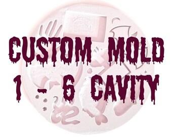Custom silicone mold | Etsy