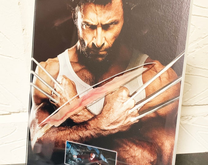 X-Men Origins Wolverine - Production Made Young Wolverine Bone Claw