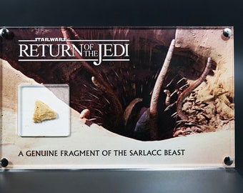 Large Display Star Wars - Sarlacc Beast Fragment - Return of the Jedi