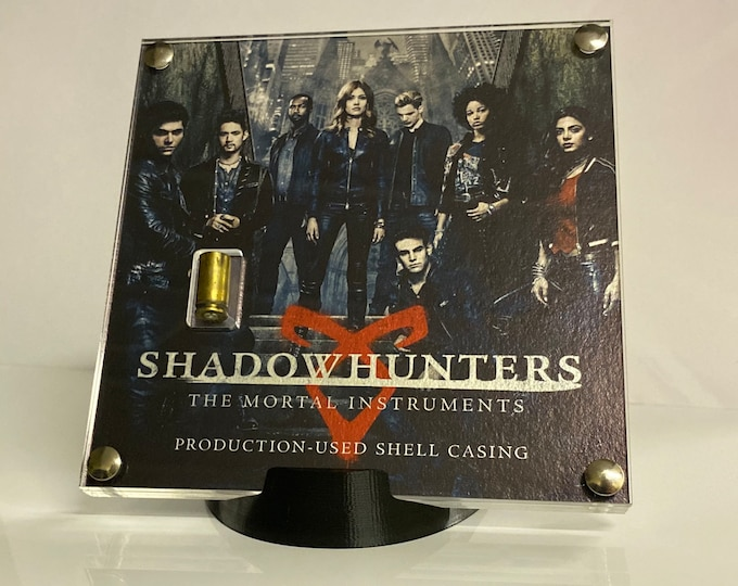 Shadowhunters Production Used Bullet Shell Casing