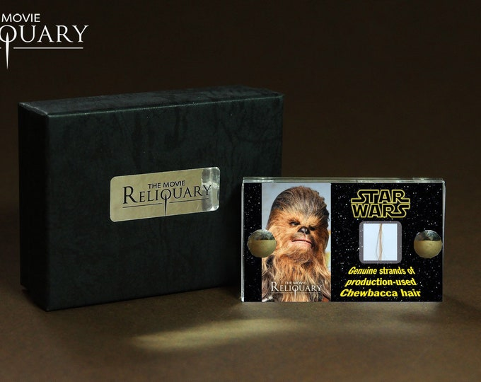 Mini Display - Star Wars - A New Hope - Chewbacca Hair Strand