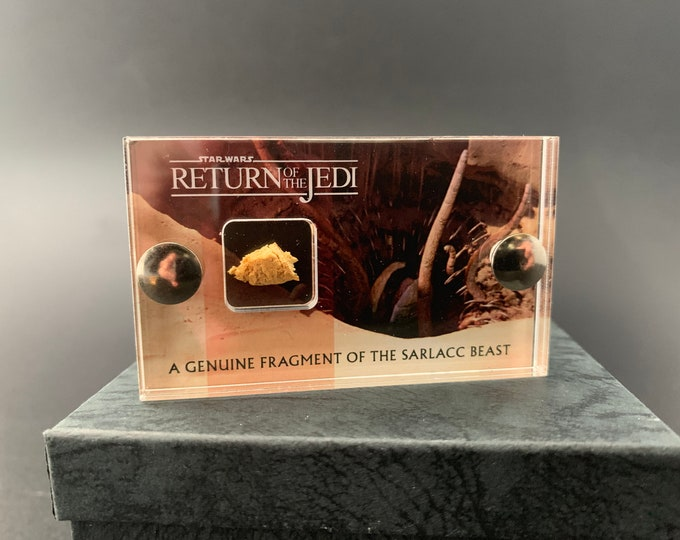 Mini Display - Star Wars - Return of the Jedi - Sarlacc Beast Piece