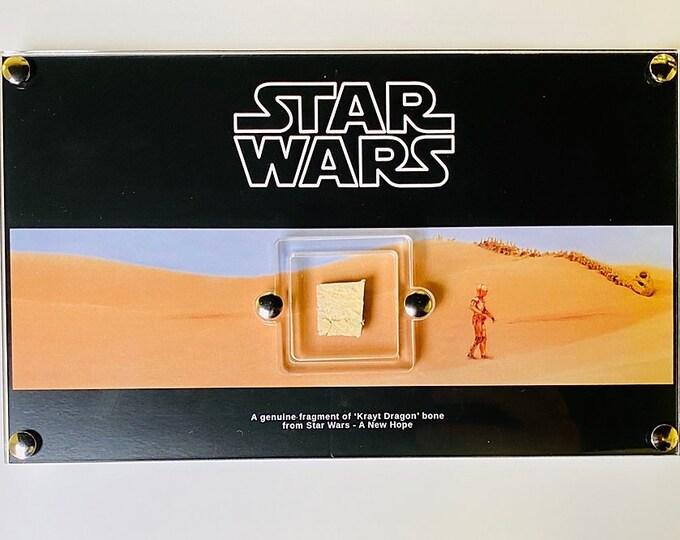 Large Display Star Wars - Krayt Dragon Segment 1977