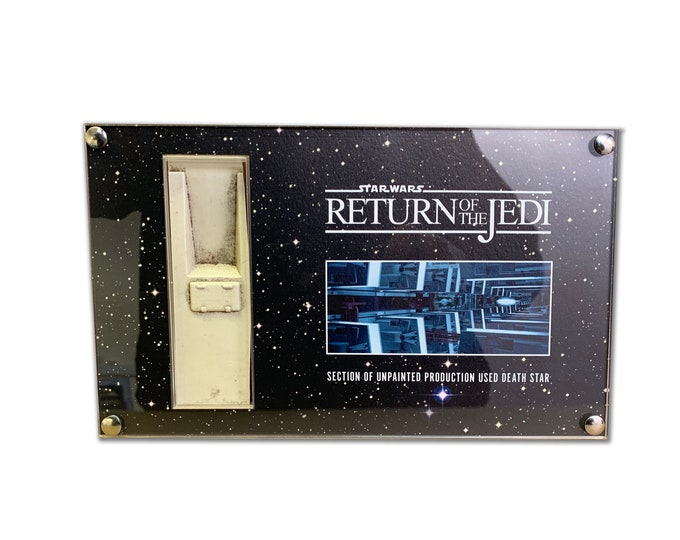Large Star Wars - Return of the Jedi - Death Star 2 Section