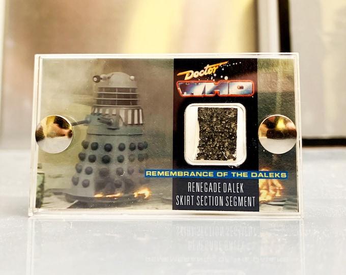 Doctor Who - Dalek Skirt Segment from Remembrance of the Daleks - Mini Display