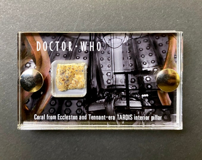 Mini Display - Edition 10 / Doctor Who Coral from Pillars in Console Room