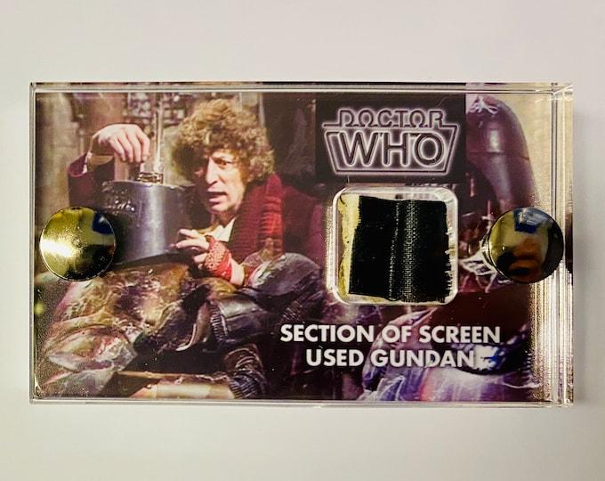 Mini Display - Doctor Who Warriors' Gate Gundan Display
