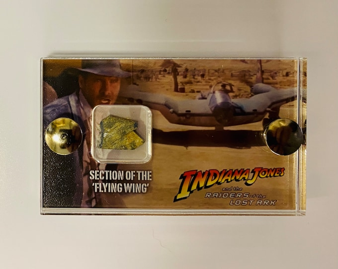Mini Display - Indiana Jones and the Raiders of the Lost Ark - The Flying Wing Prop