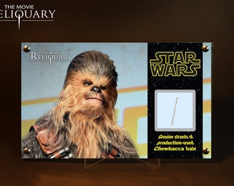 Star Wars - A New Hope - Chewbacca Hair Strand