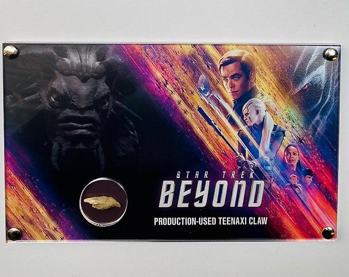 Star Trek Beyond - Production Used Teenaxi Claw